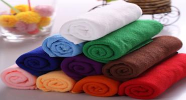 MIRCROFIBER TOWELS CHINA