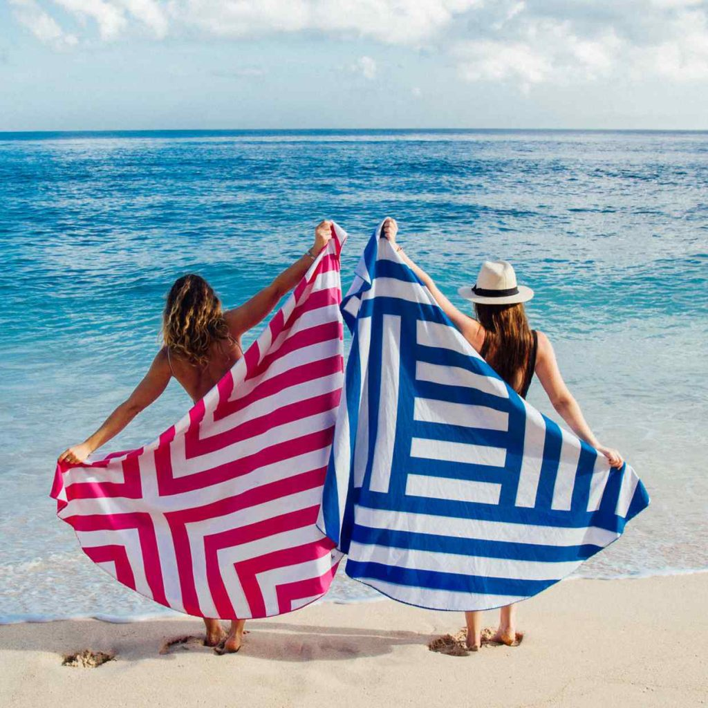 how to choose beach towels